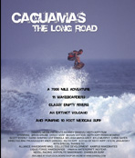 Caguamas The Long Road Film cover