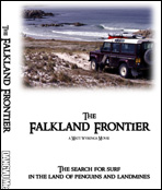 The Falkland Frontier film cover