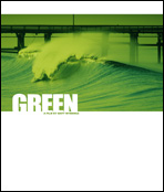 Green film cover